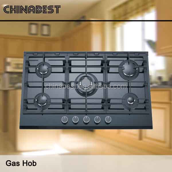 Durable Italy Sabaf Home Kitchen Appliance Ceramic Gas Hob G5804GCP