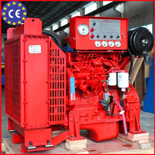 Radiator Water Cooled Fire pump diesel engine