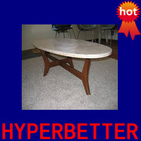 Durable table top,stone top living room tables