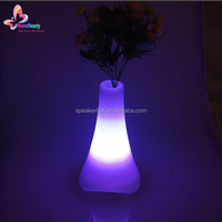 new products 2016 magic sing karaoke mood light speakers with stereo sound for Multiple Devices