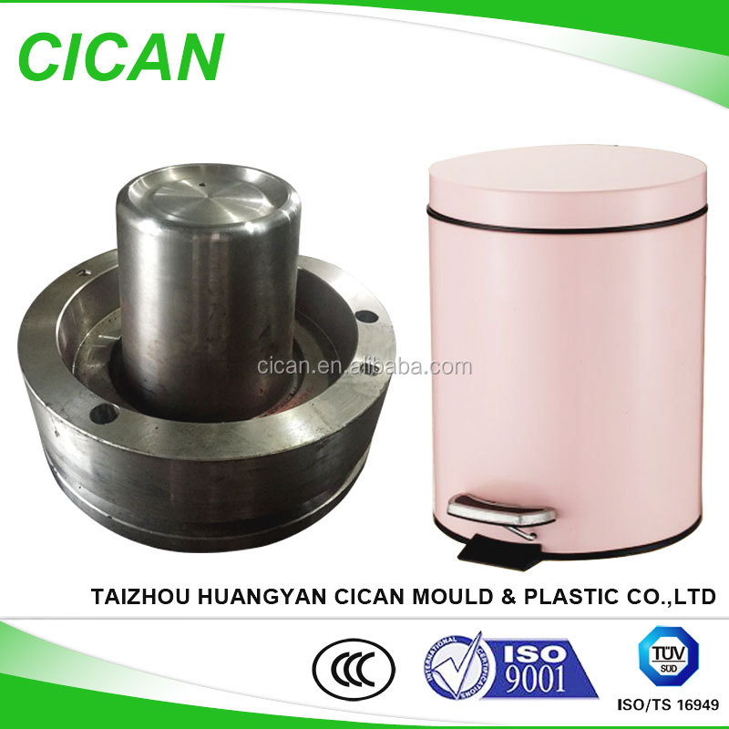 OEM hot sale home/office dustbin palstic bag molding Plastic Injection Mould