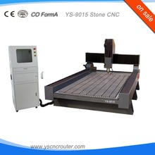 vertical horizontal stone cutting machine oem router marble granie stone cutting machine two head 3d cnc router