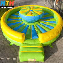 Indoor and outdoor inflatable gladiator dueling for sale