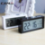 Ganxin 2019 New Design Humidity, wake up light alarm clock