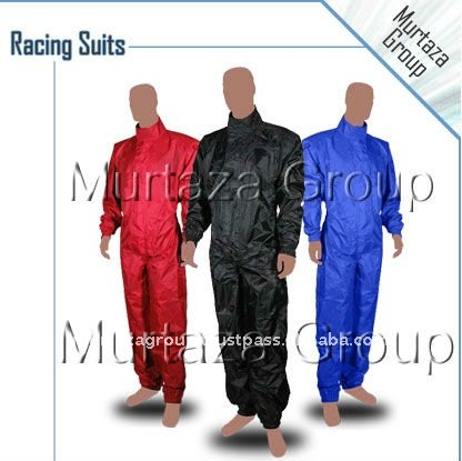 Certfiied Auto Race Wear Suits