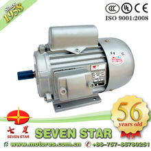 CE approval YC single phase 4hp electric motor