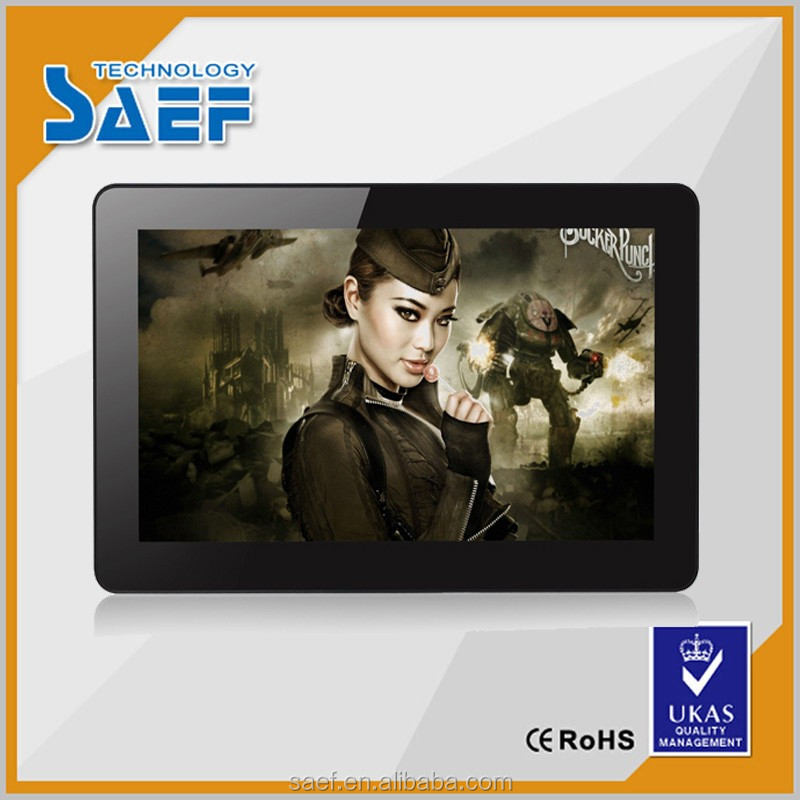 15.6''1920*1080 play video Digital Frame advertising player