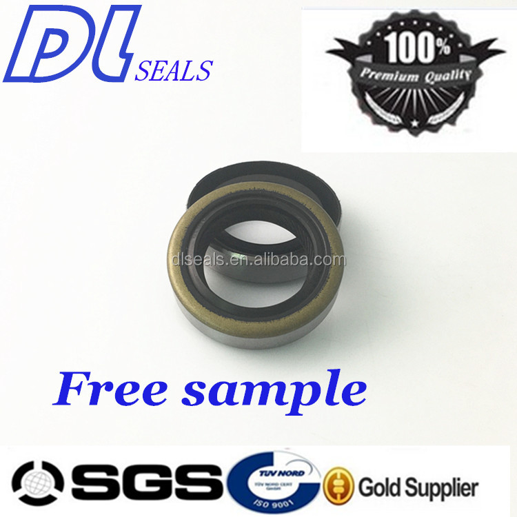 having outer metal case Shaft Double Lip TB Oil Seal