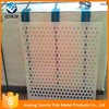 Anping factory good quality 0.8mm aluminum perforated screen for wholesales