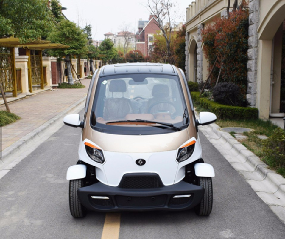 China made electric car with EEC Approved