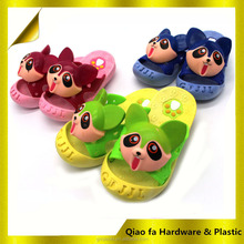 Qiao Fa 2016 Animal Slippers For Children