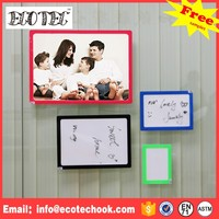 7 inch digital photo frame square white photo frame