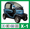 electric scooter Adults China small enclosed car mobility scooter 60v 1000w 32ah 4 wheel 2 seat handicapped scooter for disabled