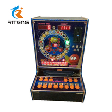 Commercial luxury fruit poker video gambling cabinet casino slot game machine