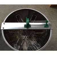 manual 6 frame honey extractor