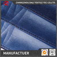 Hot Sell Knitted Denim Fabric Widely