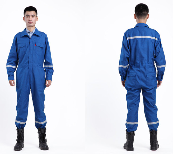 High Performance Inherent Flame Retardant Nomex Coveralls