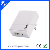 Made -in-China!200M PLC Modem Wall-mounted Homeplug/Powerline AV with UK, EU, FR, AU,US Plug