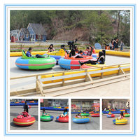 New design outdoor indoor kids amusement rides 2 seats kids/adult used bumper cars for sale