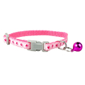 Hot selling Pet Accessories Set Nylon Paw Printed Dog Collars