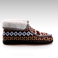 HC-903 knit upper lambwool lining TPR sole cheap warm house winter shoes for men