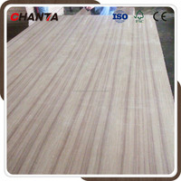3.2mm AA grade eucalyptus core teak plywood for indian market