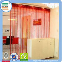 Dubai market design string curtain