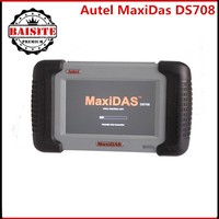 2016 New Arrival autel maxidas ds708 3 year on line free update Auto Diagnostic Tool autel maxidas ds708 diagnostic scanner