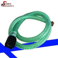 China Factory High Temperature Flexible Corrugated Diesel/Fuel/Oil system hose