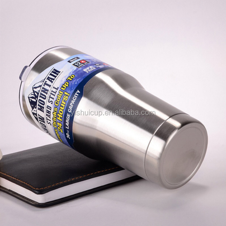 Customized Design China Supplier stainless steel glass bottle hip coffee mug thermos flask