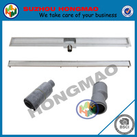 side outlet rectangular shower drains tile insert linear shower drain