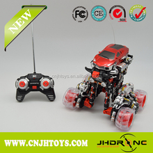 666-361 Lovely 1:12 Danceing RC Car With Music & Light Simulation Remote Control Stunt Car