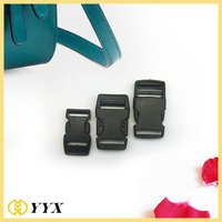 New Style Plastic Arched Inserting Buckle Side Release Buckle For Backpack Straps