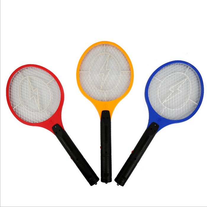 UCHOME Electric Fly Swatter Three Layer Insect Killer
