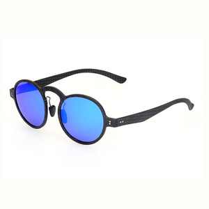 2740572103 China custom logo carbon fiber men s polarized sunglasses