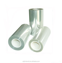 china supplier manufacturing heat resisting transparent laminated printing plastic packaging film