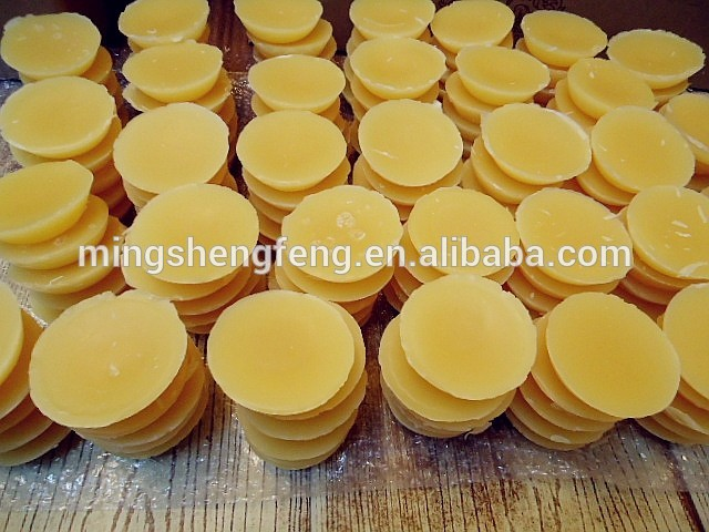 Food Grade Chinese Supplies Bulk Honey Organic Bee Wax