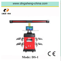 High Accuracy Low Operated Configuration 3D Laser Wheel Alignment