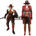 Final Fantasy XI 11 Red Mage Cosplay Costumes For Halloween