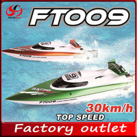 High speed racing rc jet boat FT009 hobby model 4CH yacht 30km/h 2.4gElectric High speed RC Boats for Sale