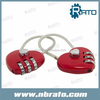 RP-162 wedding digital combination love lock