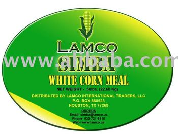 White Corn Meal (Human Consumption)