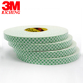 3M 4032 Double Coated Adhesive White Polyurethane Foam Tape