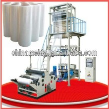 24 Models Single Film Thickness 0.008-0.10mm High Speed Automatic Double Head Double Layer pe film blowing machine Price