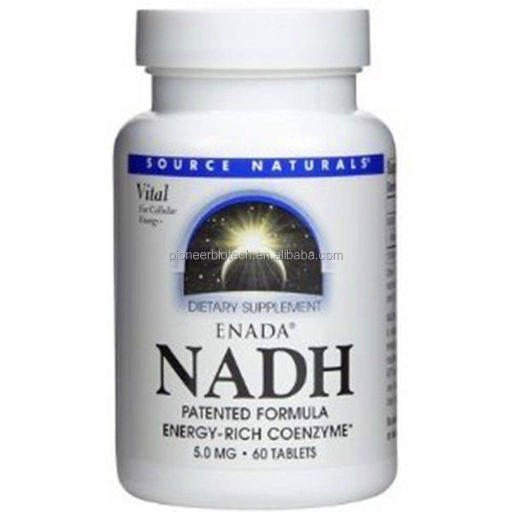 OEM service of nutraceutical NADH capsule , tablet