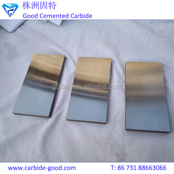 Good quality high density pure tungsten strip customized size tungsten sheets