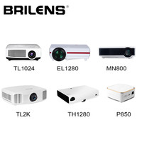 Please click in to know more Brilens quality beamer series, proyector, holographic projector
