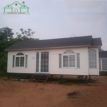 Portable modern tiny villa prefab houses made in china