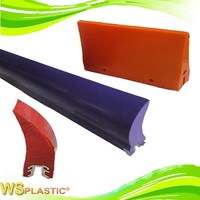 polyurethane pu conveyor belt cleaner for mining industry