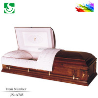 luxury infant wooden caskets supplier